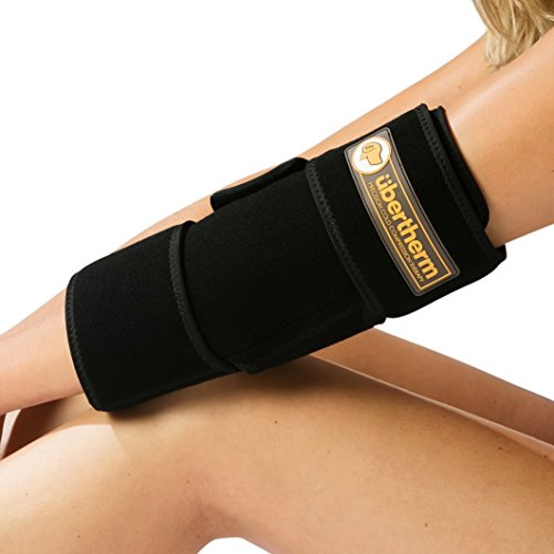 - übertherm Elbow Pain Relief Cold Wrap: New Technology Compression Ice Pack for Unique Sting-Free Cold Therapy and Sports Icing