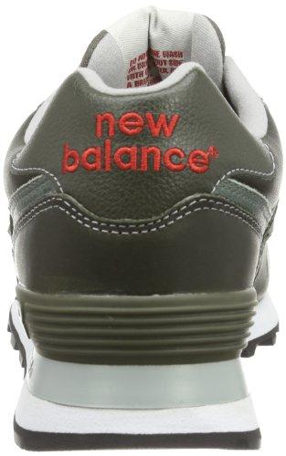 Verde Green Balance Uomo Sneaker Dark New D NBML574CPR dTqIYY