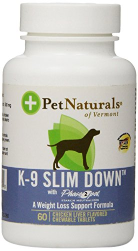 Pet Naturals of Vermont K-9 Slim Down for Pets