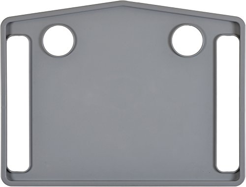 NOVA Medical Products Tray for Folding Walker, Gray, 2 Pound by NOVA Medical Products