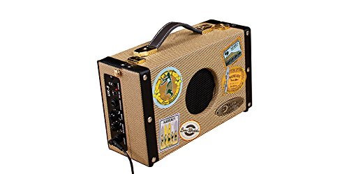 Luna Guitars UKESA5 Uke Suitcase Akustikgitarrenverstärker