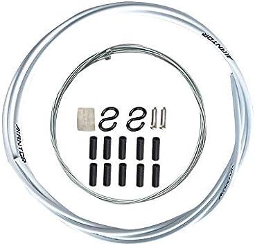 AKANTOR - Cable Universal para Cambio de Bicicleta (Carcasa y ...