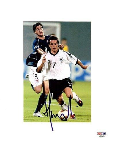 Munich Photo 8x10 (Piotr Trochowski Signed 8x10 Photo Bayern Munich - PSA/DNA Authentication - Sports Memorabilia)