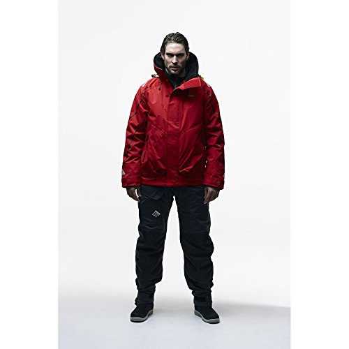 Musto BR1 Channel Jacket in RED SB1294