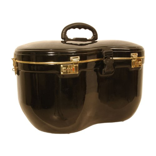banjira Tabla Locking Carrying Case, Black by banjira