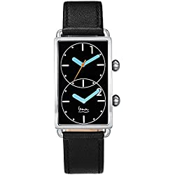 Projects 7610B Mens Grand Tour Dual Time Michael Graves Watch