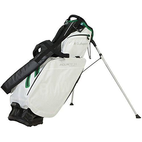 BMW Golfsport Collection ビーエムダブリュー キャディバッグ スタンドキャディバッグ 80222285762 ホワイト/ブラック