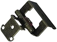 Ultra Hardware 34924 Hinge Self Closing Full Wrap