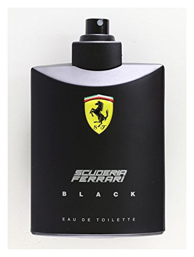 Price comparison product image FERRARI SCUDERIA BLACK by Ferrari EDT SPRAY 4.2 OZ *TESTER