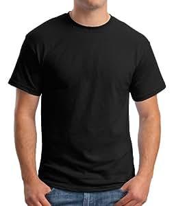 Hanes Short Sleeve 50/50 T-Shirt Big Sizes - 5170x