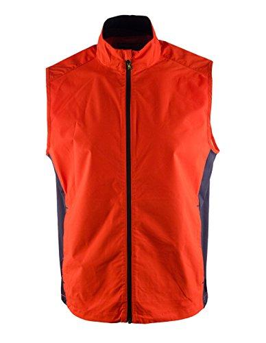 (Polo Golf Ralph Lauren Men's Water-Resistant Packable Vest-B-M)