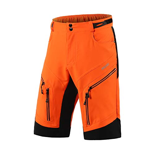 Check expert advices for mtb shorts orange?