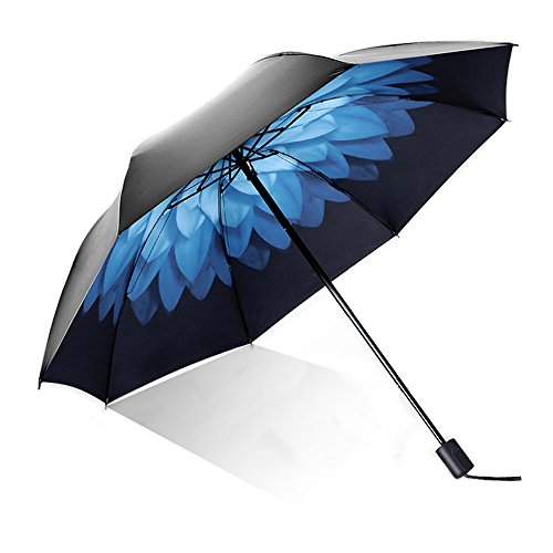 travel-umbrella-folding-anti-uv-windproof-8-ribs-compact-ultra-slim-ultralight-blue-daisy