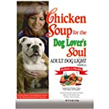 Chicken Soup for the Dog Lover's Soul Dry Dog Food for Adult Dog, Light Chicken Flavor, 18 Pound Bag, My Pet Supplies