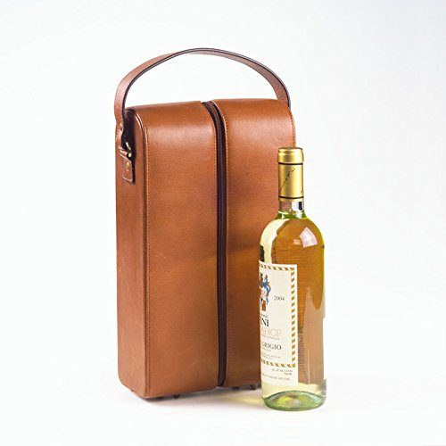clava-886tan-leather-two-wine-bottle-holder-picnic-supply