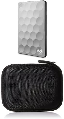 Seagate Backup Plus Slim 1tb Gold External Portable Computers Accessories