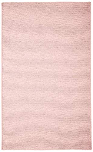 (Westminster Area Rug, 5 by 8-Feet, Blush Pink)