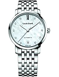 Excellence Collection Swiss Automatic White Pearl Dial Women's Watch 68235AA14.BMA34