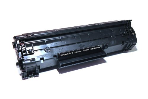 Premium Power CB435A Compatible Toner Cartridge Cb435A for use with HP Printers by Premium Imaging