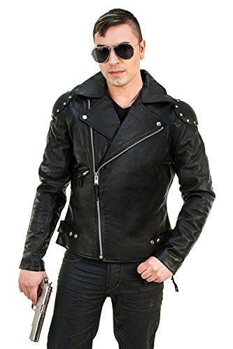 Amazon.com: AbbyShot Mad Max Leather Jacket: Clothing