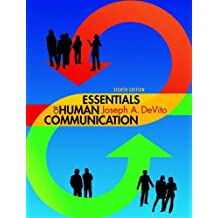 Books by joseph a devito essentials of human communication 8th edition mar 01 2013 fandeluxe Image collections