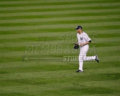 Mariano Rivera Entering Game - Mariano Rivera New York Yankees entering the game 8x10 11x14 16x20 918 - Size 8x10