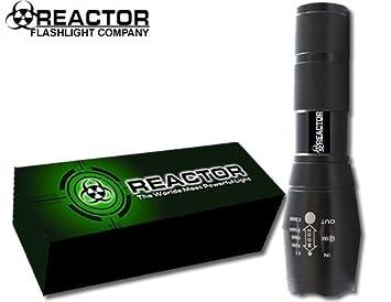 Review Reactor XT808 2500 Lumen