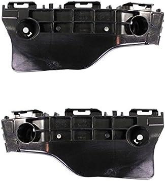 Passenger Side Bumper Cover Retainer For Prius 10-14 Rear Primed