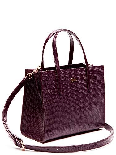 Borsetta 972 Shopper Lacoste Nf2562ce Borsa Granato TvCwqC