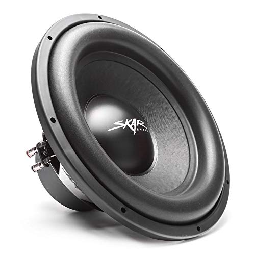 Skar Audio SDR-15 D2 15″ 1200 Watt Max Power Dual 2 Ohm Car Subwoofer