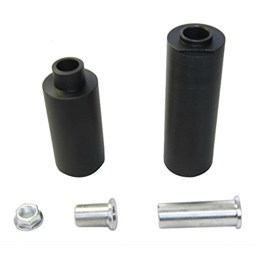 RUIXI Motor Frame Slider No Cut Protector For 2002-2006 Honda RC51