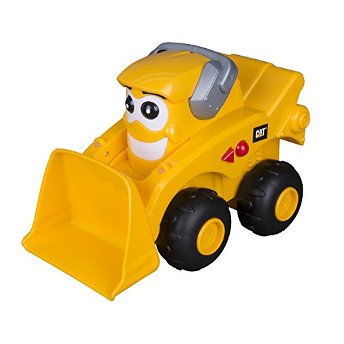 MPA Toy State Caterpillar CAT Buildin' Crew Move & Groove...