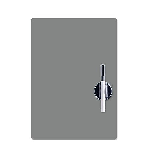 Balvi - Pizarra magnética para Puerta de Nevera. Anota tu Lista de ...