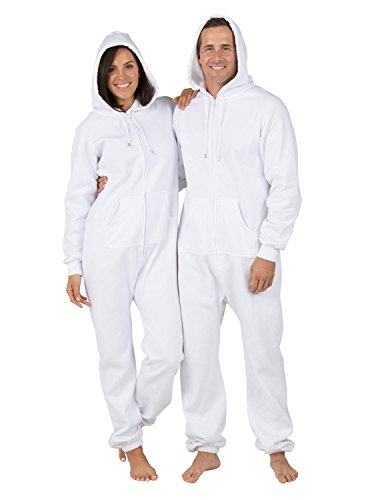 Joggies - Family Matching White Suger Hoodie Onesies for Boys, Girls, Men, Women and Pets