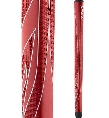 Winn Excel 15-Inch Pistol Putter Grip, Red
