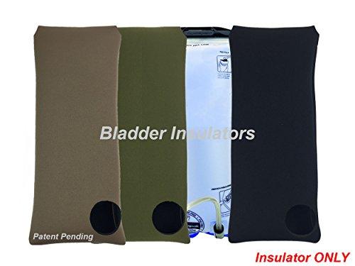 Bladder Insulators are compatible with Geigerrig Hydration Pressurized Water Bladder Reservoir (Coyote Brown, Medium 70oz/2.0L)