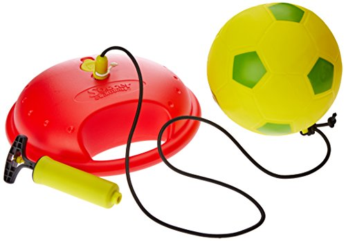 Mookie Reflex Soccer Game - Come Back Soccer Ball by Swingball