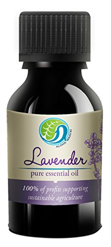 Pure Lavender Essential Oil (1 Oz) Aloha Mahi'ai: supporting sustainable agriculture