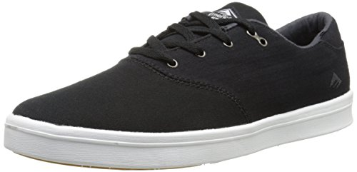 Herren Skateschuh Emerica The Reynolds Cruiser Lt Skateschuhe black/white/gum