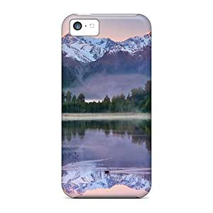 meilz aiaiNew Arrival Cases Covers With CrW517QxMr Design For ipod touch 4- Magnificent Misty Lscapemeilz aiai