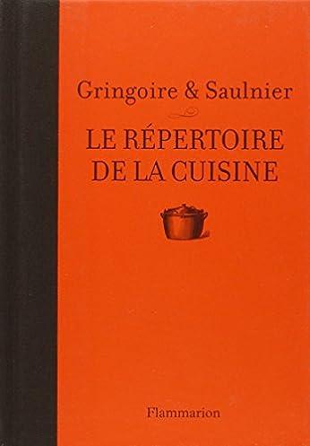 Gringoire et saulnier