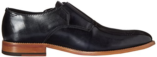 Stacy Adams Mens Dinsmore Effen Teen Monniksband Slip-on Loafer Marine
