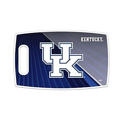 Sports Vault NCAA Kentucky Wildcats Large Cutting Board
