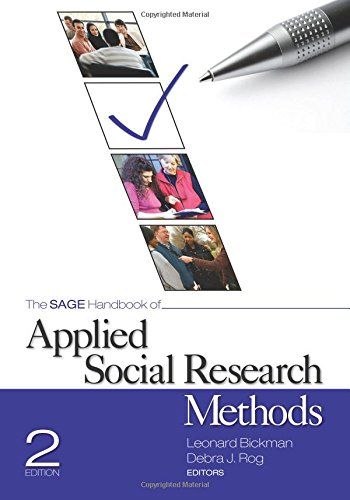 The SAGE Handbook of Applied Social Research Methods