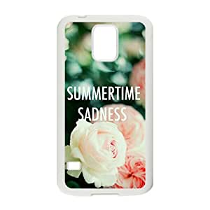 Personal Customization Flowers Phone Case for samsung galaxy S5 Case
