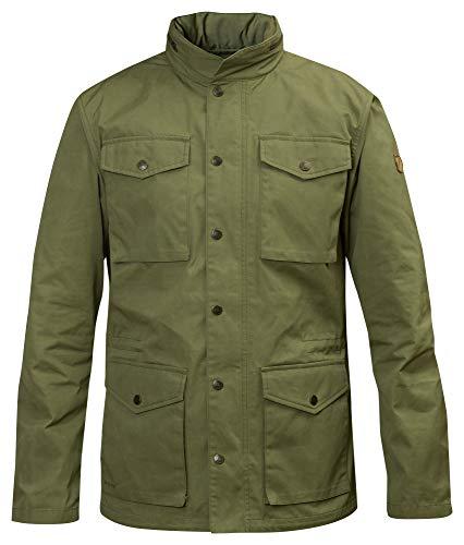 Fjallraven Men's Raven Jacket, Green, Small