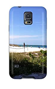 Jose de la Barra's Shop durable Protection Case Cover For Galaxy S5(madeira Beach) 4117178K56518258
