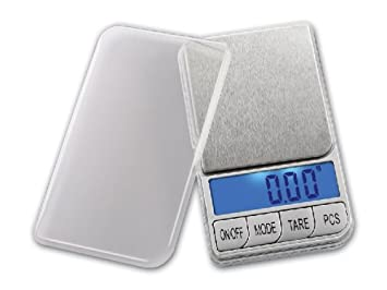 Promoción 50% de descuento-Balanza digital de bolsillo para pesar rápido y preciso-