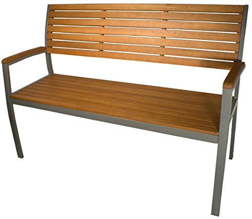 Phat Tommy Outdoor Patio & Garden Fusion Bench - For your Lawn and Backyard Furniture needs