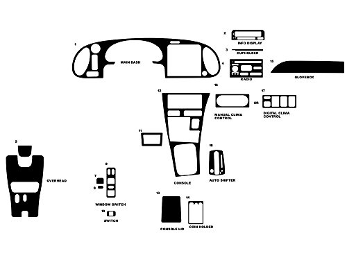 rdash-dash-kit-decal-trim-for-saab-9-3-1999-2002-wood-grain-mahogany